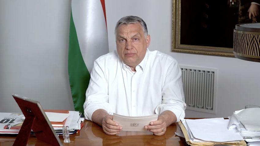 Orbán Viktor: Újraindul az ország