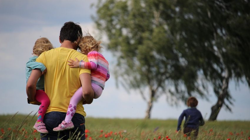 A családok és a házasságok is megerősödtek az utóbbi években