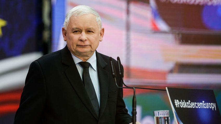 Jarosław Kaczyński visszatér igazi foglalkozásához