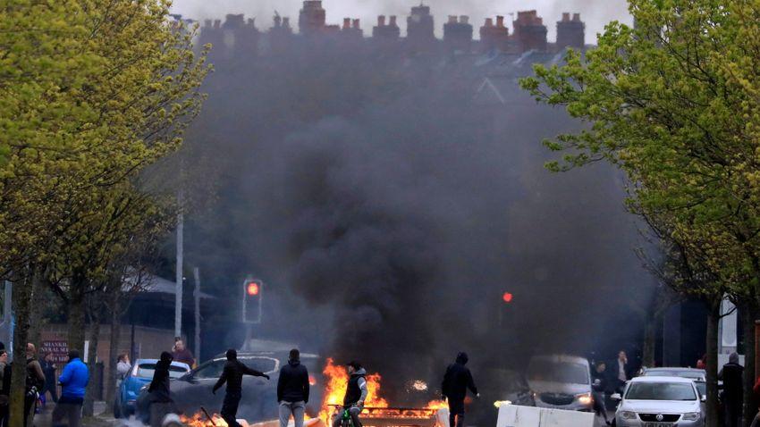 London szerint új protokoll kell Észak-Írországgal kapcsolatban
