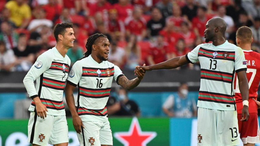 Negyedmillió hazai fogadás volt a portugálok győzelmére