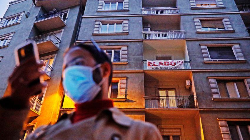 Nem drágultak tovább az új lakások szeptember elején