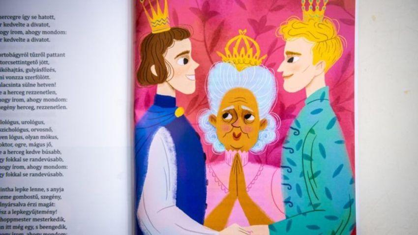 Erős kritika jelent meg az LMBTQ-könyvről egy balos hetilapban