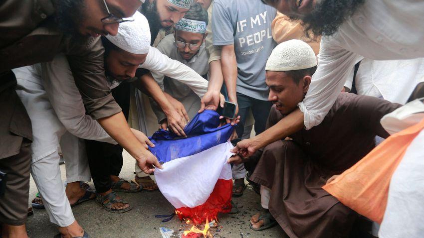 Franciaország az iszlamizáció végzetes szorításában