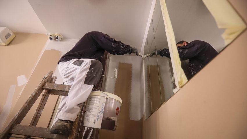 Lesz elegendő kapacitás a lakásfelújításokra