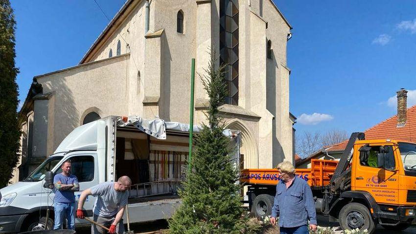 Olaszországból érkezett a nagyon nemes felajánlás Baracsra