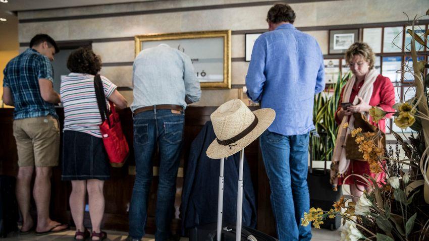 Július a felfutás időszaka a belföldi turizmusban