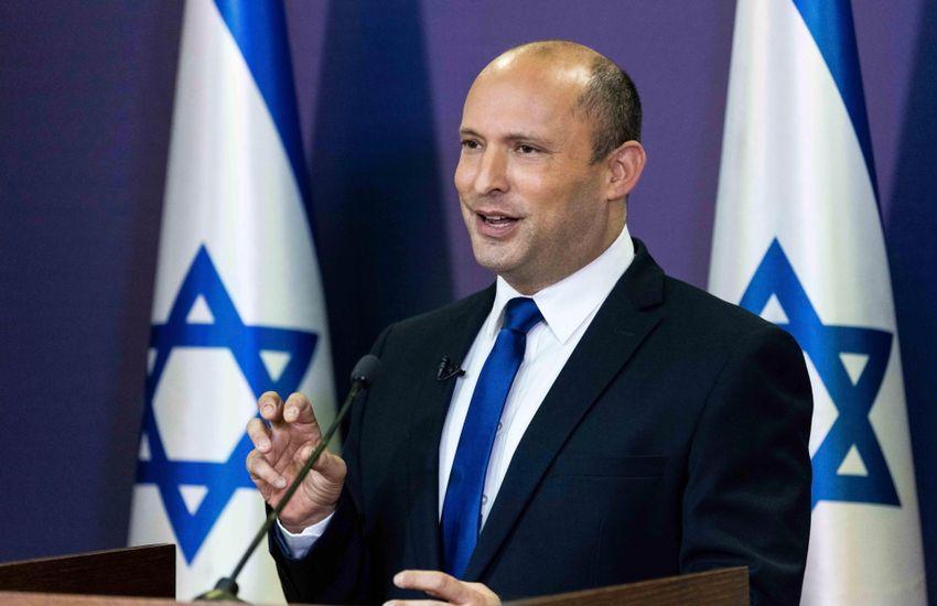 """""""Miniszterelnökségem alatt Izraelben nem jön létre palesztin állam"""""""