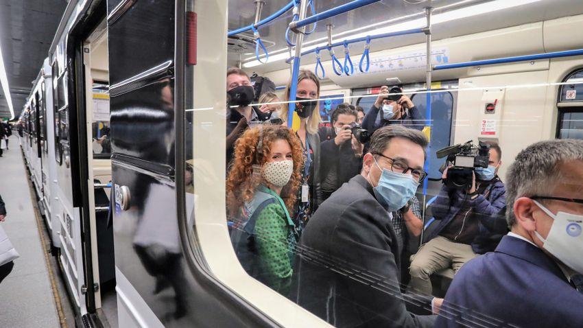 Tarlós István: Karácsony is megszavazta a használt metrószerelvények beszerzését