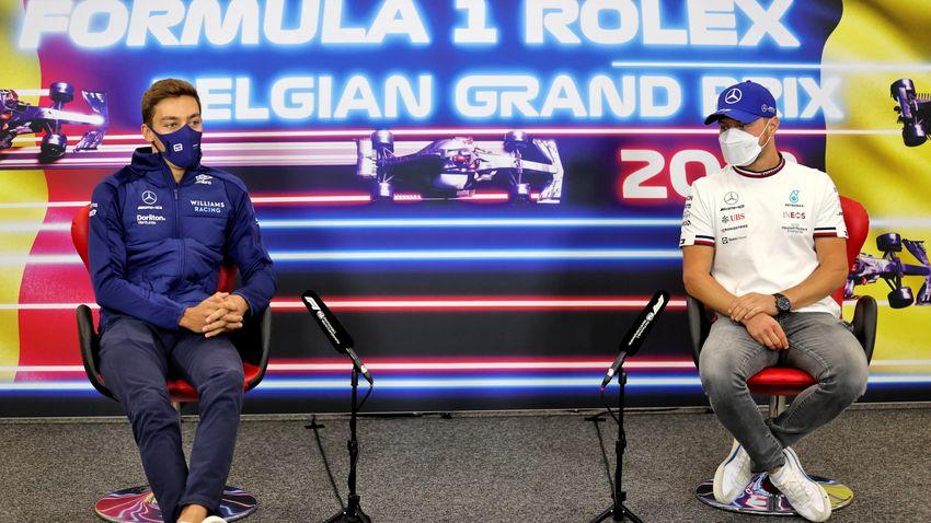 A Mercedes már döntött arról, ki lesz Hamilton csapattársa jövőre