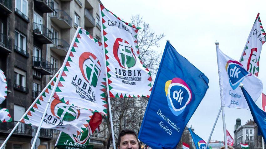 Kísérti a Jobbikot a sötét múlt