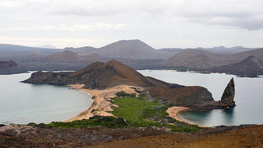 Amatőr tudósokkal térképezik fel a Galápagos-szigetek biológiai sokszínűségét