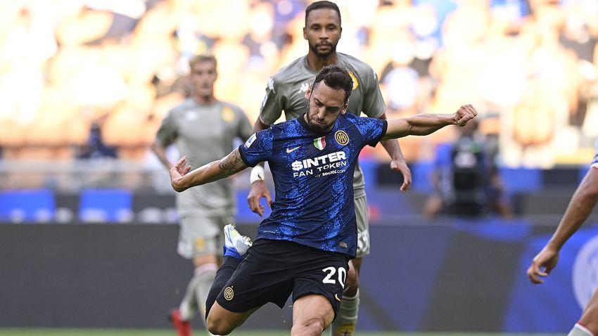 Ketten is góllal debütáltak, a gazdaságos Inter is erős