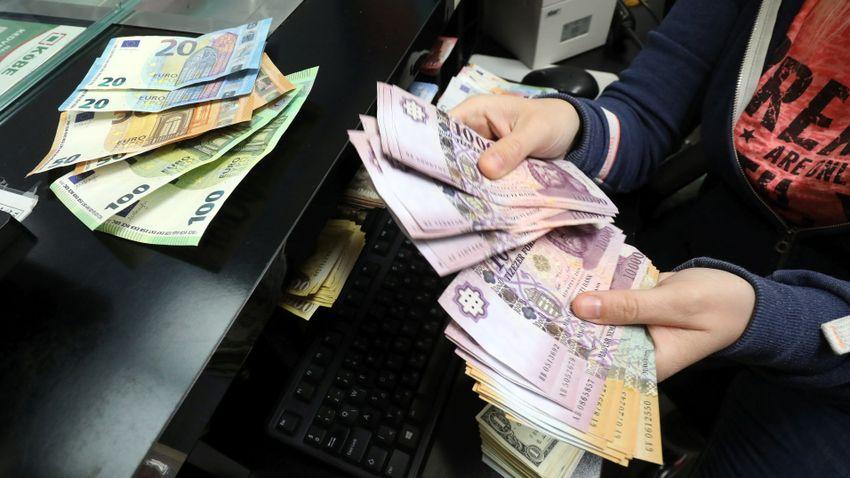 Miért jobb nekünk a forint, mint az euró?