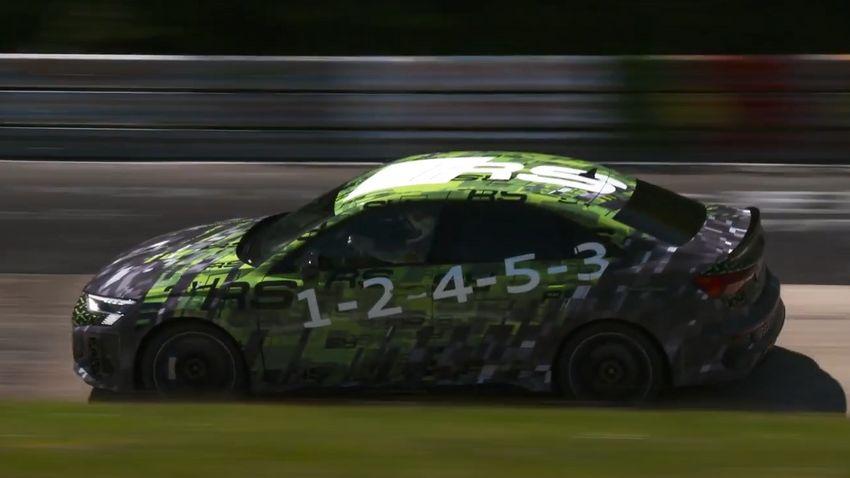 Mutatjuk a leggyorsabb kompakt autót a Nürburgringen + videó