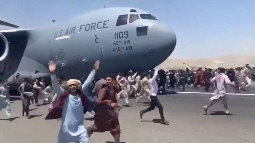 Amerika, Afganisztán