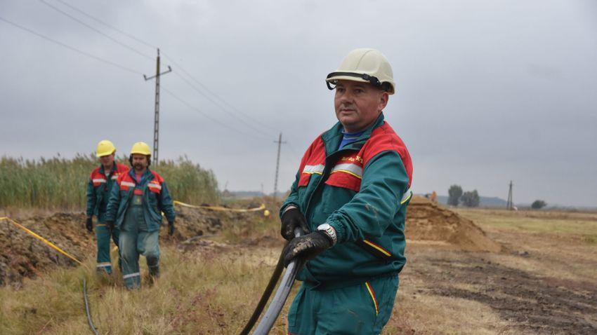 Modernizálódnak a zalai energiahálózatok