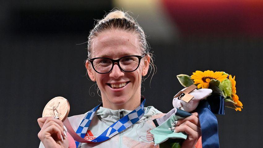 Kovács Sarolta útja a trombózistól az olimpiai dobogóig