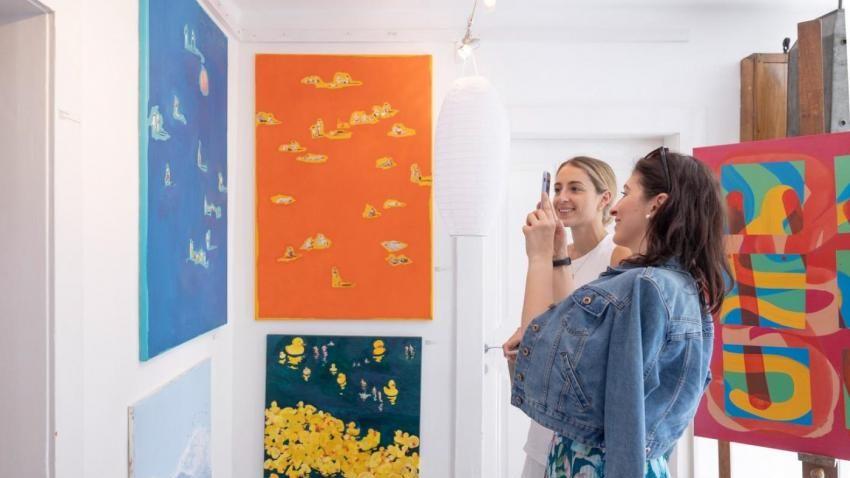 Garten Balaton: kortárs művészek kiállítása a vízparton