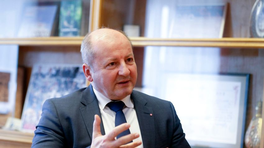 Simicskó István: A globális folyamatok ellen csak összefogással lehet fellépni