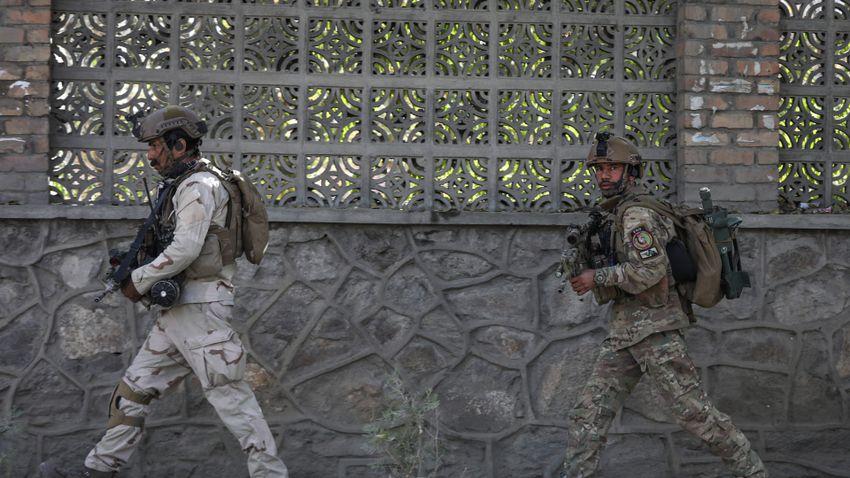 Afganisztán és a hegyláncok bosszúja