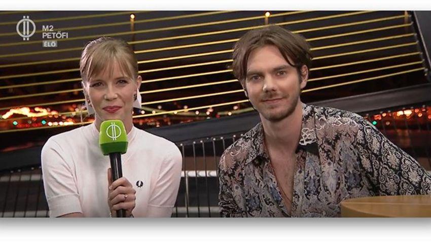 Egy új műsorvezető debütált az M2 Petőfi TV műsorában