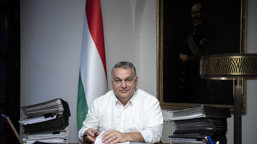 Orbán Viktor részleteket ismertet a nemzeti konzultációval kapcsolatban