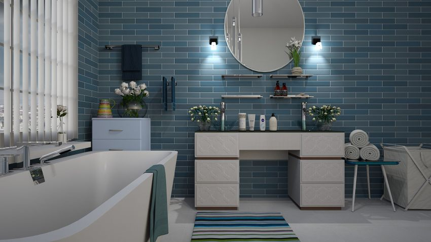 Tedd hangulatossá a fürdőszobát a legjobb ötletekkel!