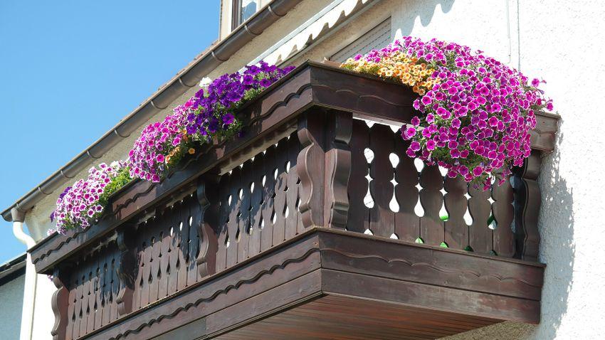 Ezekkel az ötletekkel feldobhatjuk a pici erkélyt is
