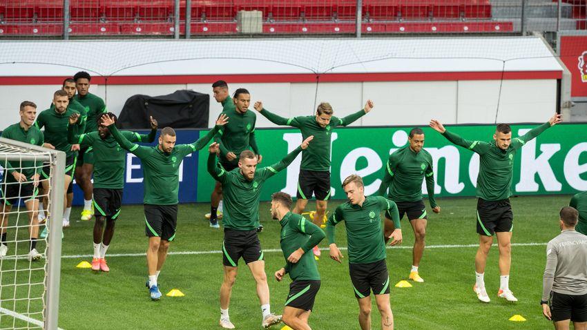 Csak kicsit tartalékol a Leverkusen a Fradi ellen