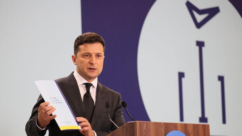 Rálőttek az ukrán elnök főtanácsadójára