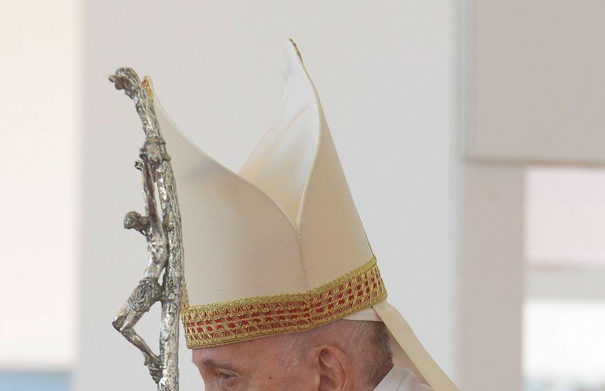 Ferenc pápa az előítéletek elhagyásának fontosságáról beszélt Kassán