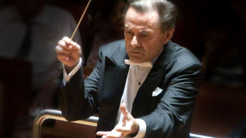 Elhunyt Ligeti András Kossuth-díjas karmester