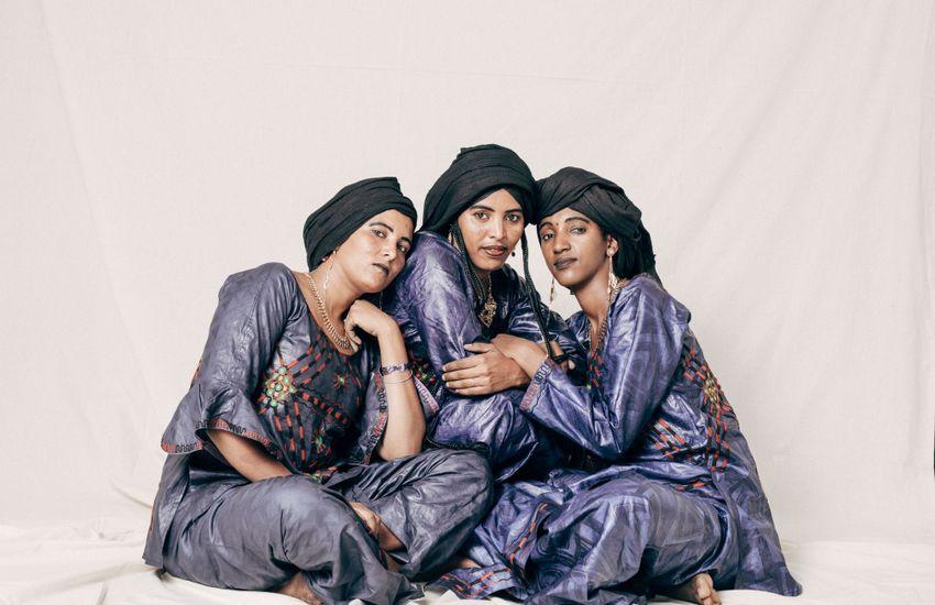 Nomád blues feltörekvő tuareg gitárhősökkel