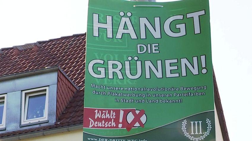 Eldurvult a választási kampány Németországban