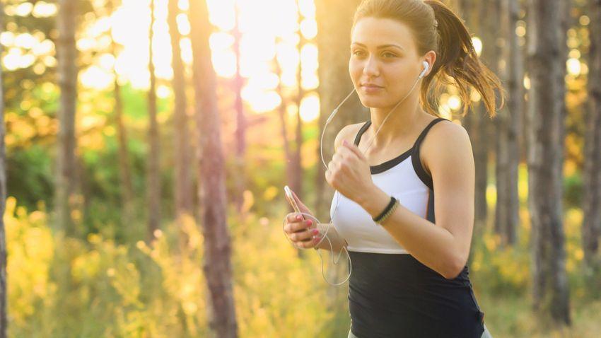 Kezdjen el mozogni és megváltozik az egész élete