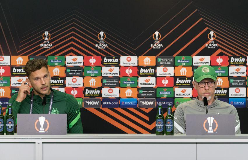 Botka és Somalia nélkül érkezett a Fradi Leverkusenbe