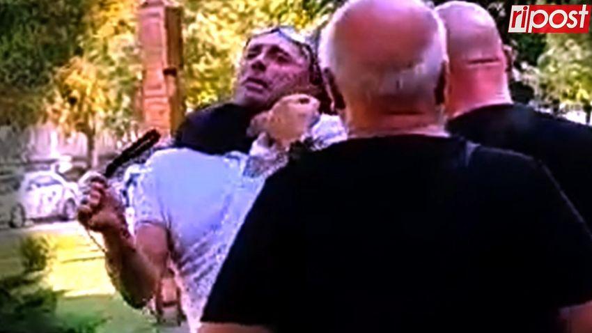 Újabb videó bizonyítja: Jakab Péter hazudott a testőreiről