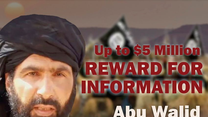 Francia csapatok végeztek a dzsihadisták szaharai vezetőjével