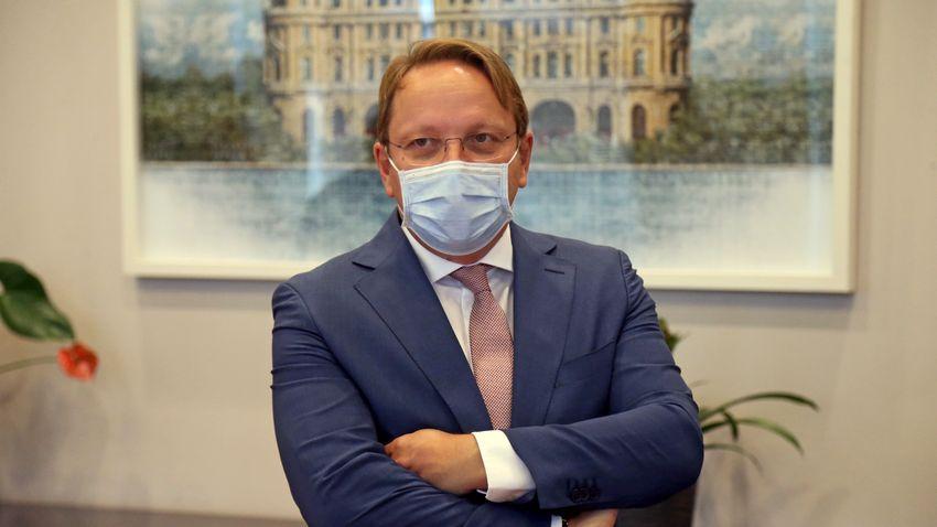 """Várhelyi Olivér: """"Tanulnunk kell a 2015-ös leckéből!"""""""