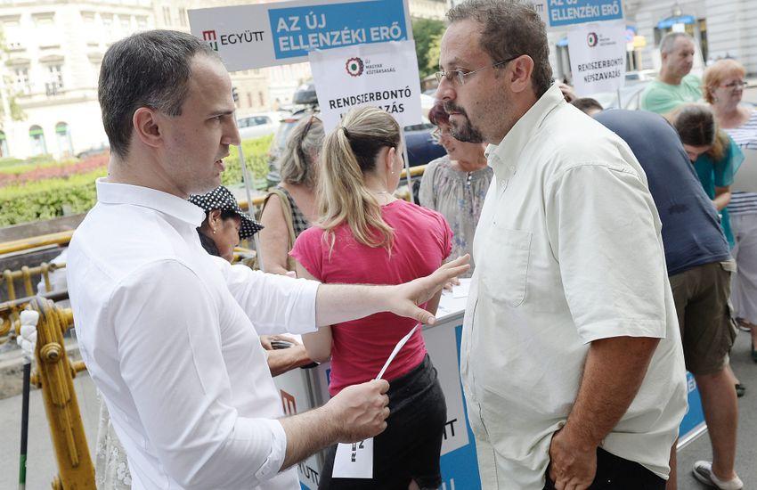 Újra elindítaná az ellenzék Vajda Zoltánt, akinek ajánlásain elhunyt emberek neve szerepelt 2018-ban