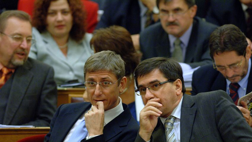 Nemzeti csúcs 2008-ban: Gyurcsány próbált előremenekülni