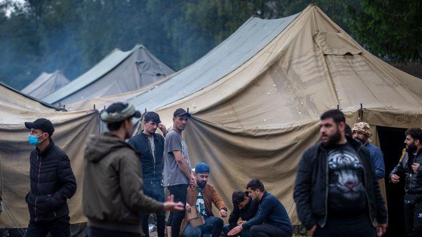 Egyre több menedékkérő érkezik Németországba Belaruszból