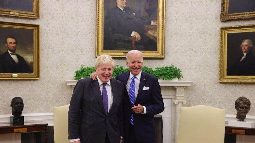 További tárgyalásokat sürgetett az amerikai elnök Londonnal