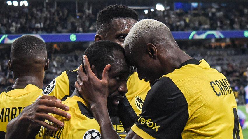 A Manchester United megverette magát Bernben a Fradit kiejtő csapattal