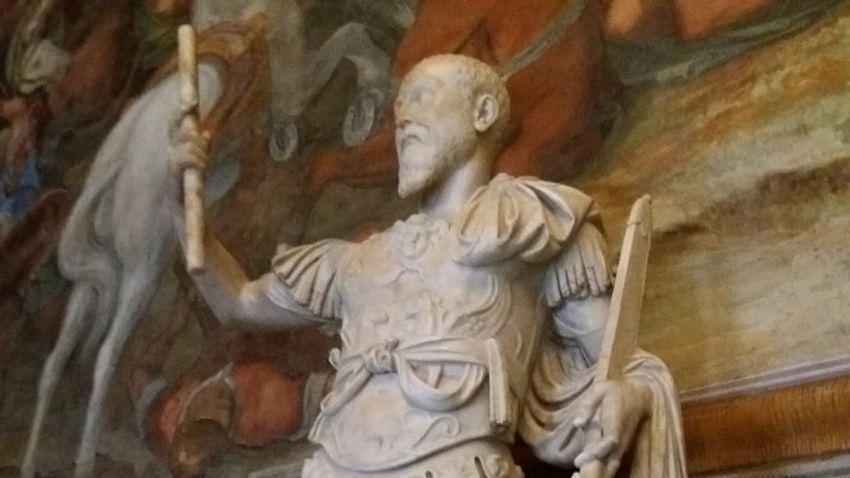 VIII. Kelemen pápa unokaöccsének magyarországi végzete