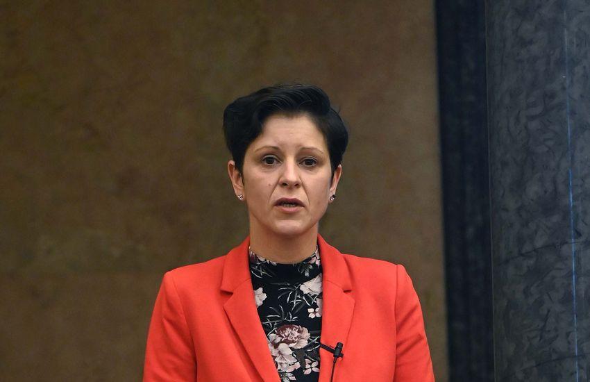 Szél Bernadett rappeléssel süllyesztette el végleg az ellenzéki kampány színvonalát