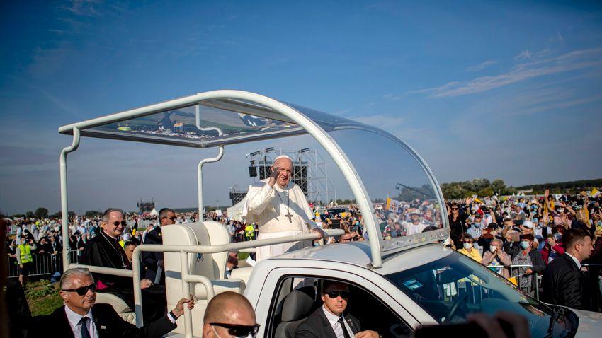 Ferenc pápa tervezi, hogy újra Magyarországra látogat