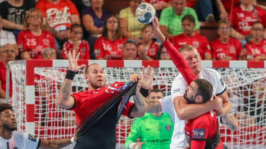 Hihetetlen meccsen fordított a Veszprém a PSG ellen