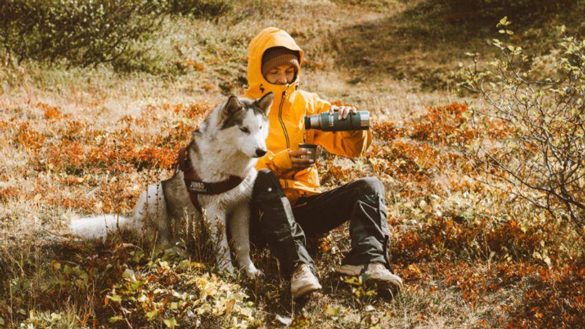 Hogyan túrázzunk kutyával?